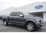 2016 Magnetic Ford F150 Platinum SuperCrew 4x4 #109559284
