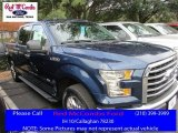 2016 Blue Jeans Ford F150 XLT SuperCrew #109582497