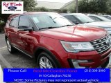 2016 Ruby Red Metallic Tri-Coat Ford Explorer XLT #109582495