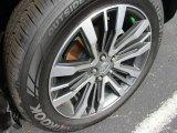 2016 Ford Explorer Platinum 4WD Wheel
