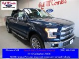 2016 Blue Jeans Ford F150 Lariat SuperCrew 4x4 #109582490