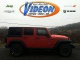 2016 Firecracker Red Jeep Wrangler Unlimited Rubicon 4x4 #109583195