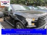 2016 Shadow Black Ford F150 XLT SuperCrew #109582473