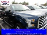 2016 Blue Jeans Ford F150 XLT SuperCrew #109582471