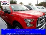 2016 Race Red Ford F150 XLT SuperCrew #109582470