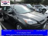 2016 Magnetic Metallic Ford Escape S #109582462