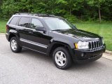 2006 Black Jeep Grand Cherokee Limited 4x4 #10935909