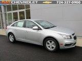 2016 Silver Ice Metallic Chevrolet Cruze Limited LT #109582436