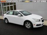 2016 Summit White Chevrolet Cruze Limited LT #109582434