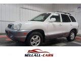 2004 Pewter Hyundai Santa Fe GLS #109582329