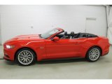 2016 Race Red Ford Mustang GT Premium Convertible #109582312