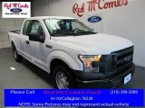 2016 Oxford White Ford F150 XL SuperCab #109636888