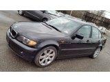 2002 Black Sapphire Metallic BMW 3 Series 325i Sedan #109636909