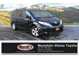 2011 Black Toyota Sienna LE #109636857