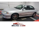 2003 Ultra Silver Metallic Chevrolet Cavalier LS Sport Sedan #109636831