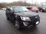2016 Shadow Black Ford Explorer Sport 4WD #109636996