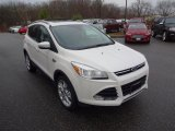 2016 White Platinum Metallic Ford Escape Titanium 4WD #109636994