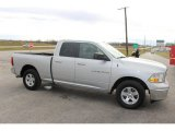 2012 Bright Silver Metallic Dodge Ram 1500 SLT Quad Cab #109636993