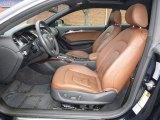 2010 Audi A5 Interiors