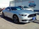 2016 Ingot Silver Metallic Ford Mustang V6 Coupe #109665396