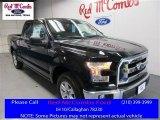 2016 Shadow Black Ford F150 XLT SuperCab #109665385