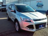 2016 Ingot Silver Metallic Ford Escape Titanium #109665419