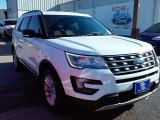 2016 Oxford White Ford Explorer XLT #109665417