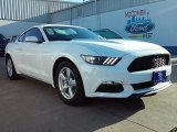 2016 Oxford White Ford Mustang V6 Coupe #109665411