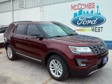 2016 Bronze Fire Metallic Ford Explorer XLT #109665409