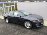 2016 Blue Velvet Metallic Chevrolet Malibu LT #109665329