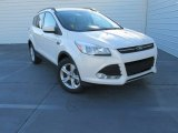 2016 White Platinum Metallic Ford Escape SE #109665506