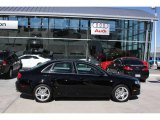 2008 Brilliant Black Audi A4 2.0T Sedan #1095512