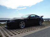 2003 Black Ford Mustang Cobra Coupe #109689515