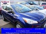 2016 Deep Impact Blue Metallic Ford Escape S #109689099