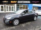 2016 Blue Ray Metallic Chevrolet Cruze Limited LS #109689172