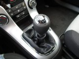2016 Chevrolet Cruze Limited LS 6 Speed Manual Transmission