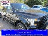 2016 Shadow Black Ford F150 XLT SuperCrew #109689088