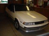 1988 Chevrolet Cavalier Z24 Convertible Data, Info and Specs