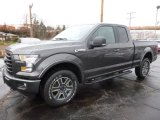 2016 Ford F150 XLT SuperCab 4x4 Data, Info and Specs