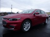 2016 Crystal Red Tintcoat Chevrolet Malibu LT #109689301