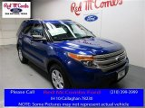 2013 Deep Impact Blue Metallic Ford Explorer FWD #109689149