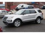 2016 Ingot Silver Metallic Ford Explorer XLT 4WD #109689286