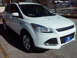 2016 Oxford White Ford Escape SE #109689136
