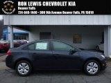 2016 Blue Ray Metallic Chevrolet Cruze Limited LS #109689211
