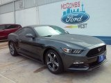 2016 Magnetic Metallic Ford Mustang V6 Coupe #109689130