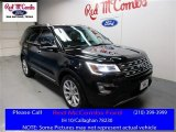 2016 Shadow Black Ford Explorer Limited #109689115