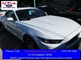 2016 Oxford White Ford Mustang EcoBoost Coupe #109689114