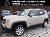 2016 Mojave Sand Jeep Renegade Latitude 4x4 #109689403