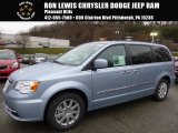 2016 Crystal Blue Pearl Chrysler Town & Country Touring #109689391
