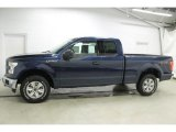 2016 Blue Jeans Ford F150 XLT SuperCab 4x4 #109688945